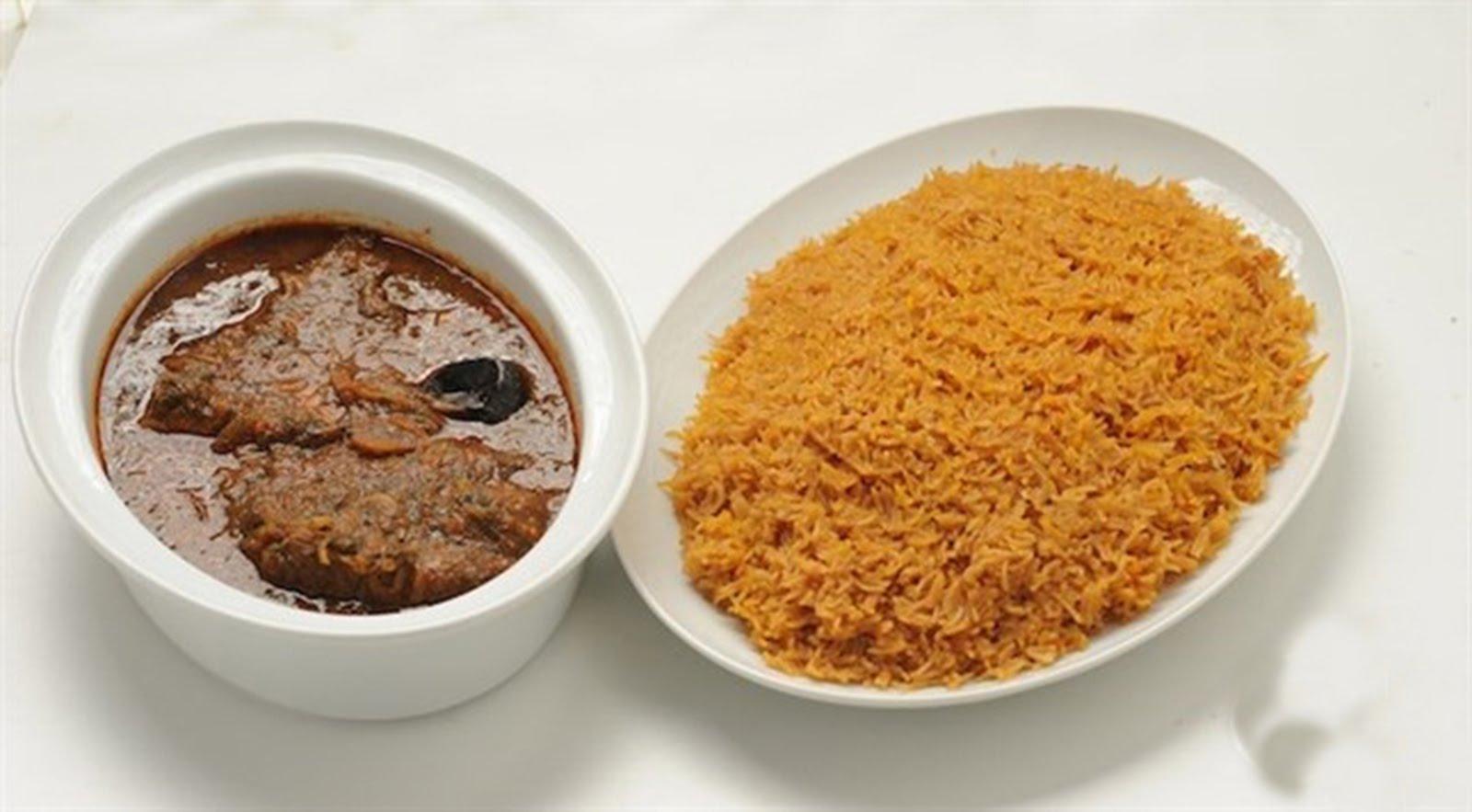 أرز محمر بحريني