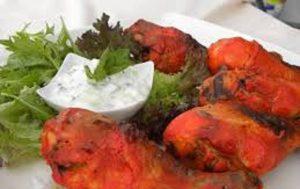 تندوري الدجاج الهندي