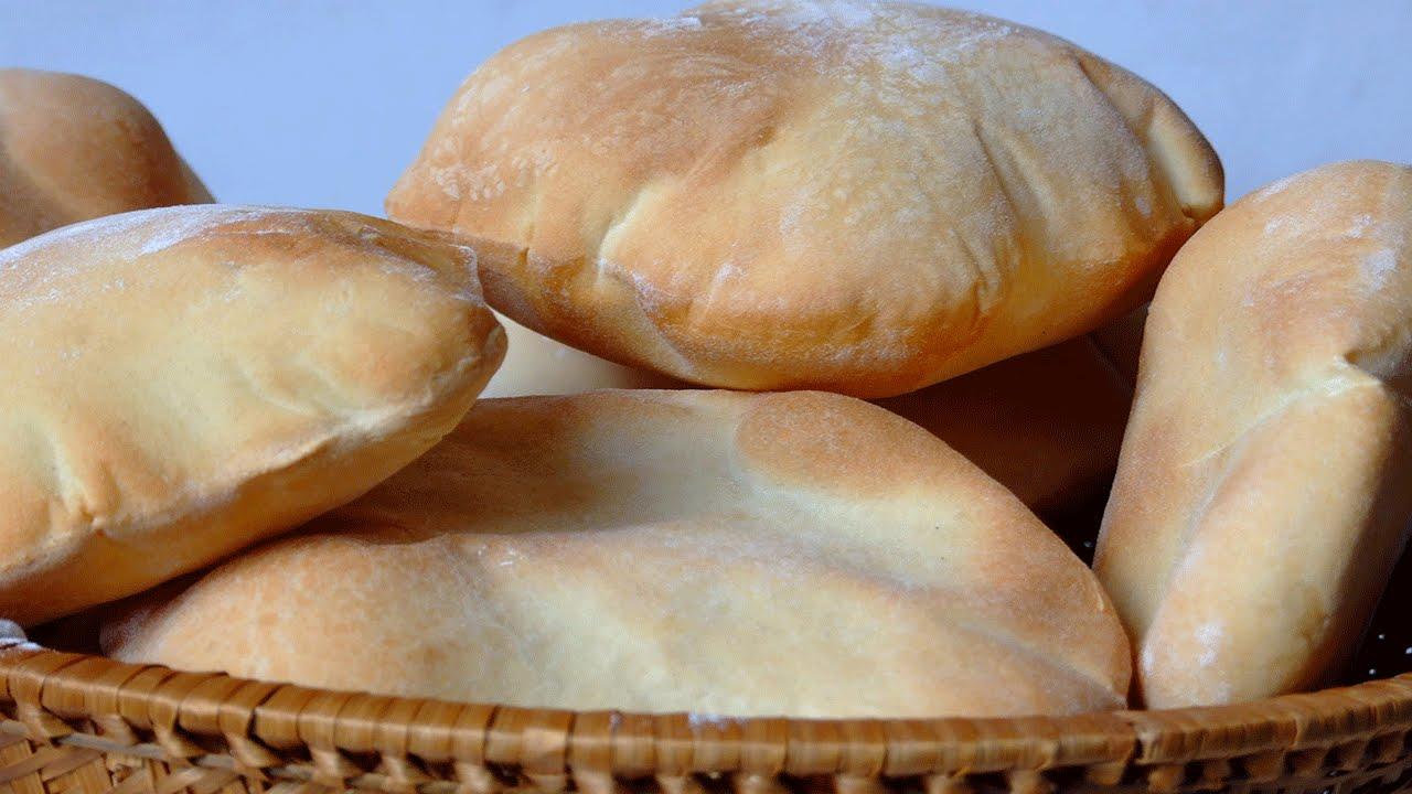الخبز اللبناني