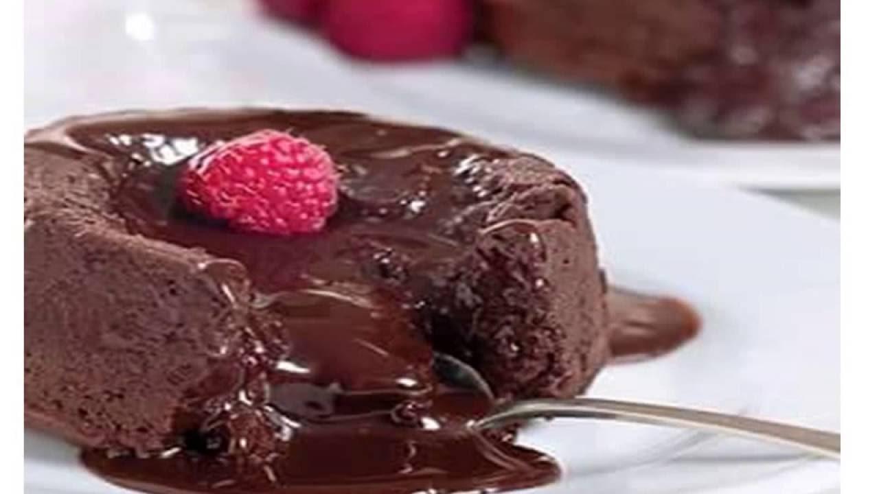 مولتن الشوكولا