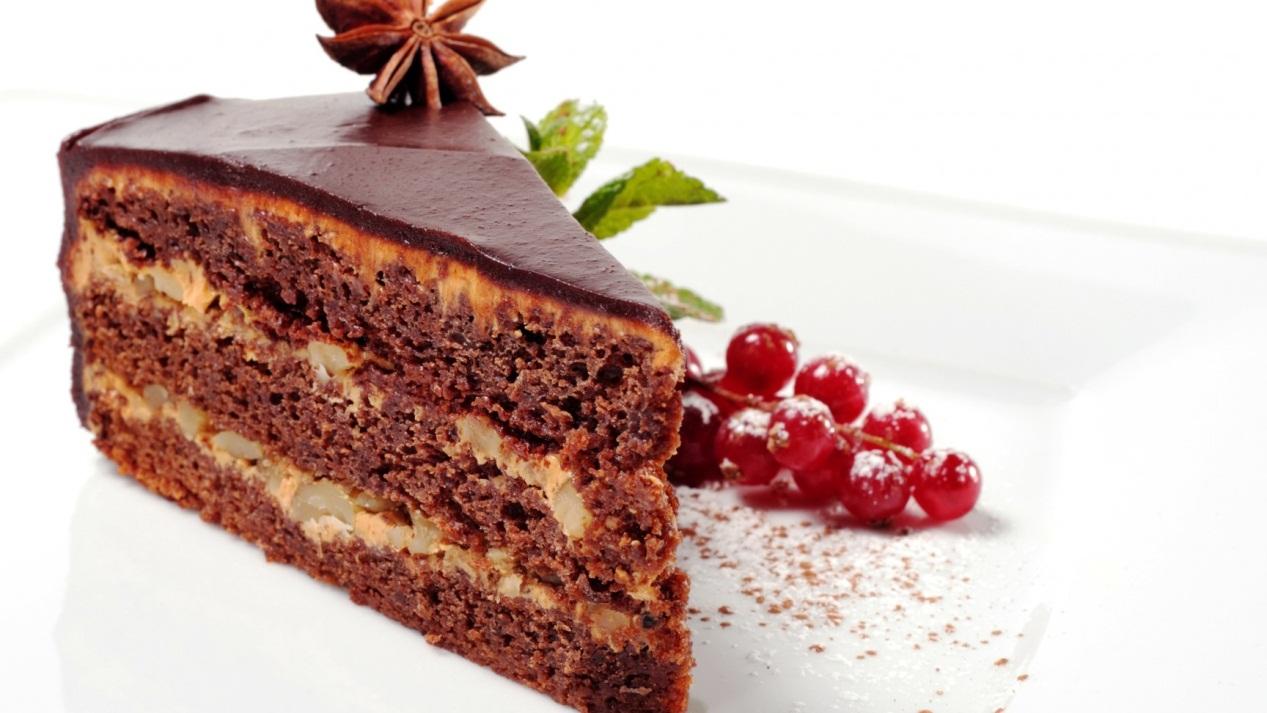 نوغا الشوكولا بنكهة الفانيليا