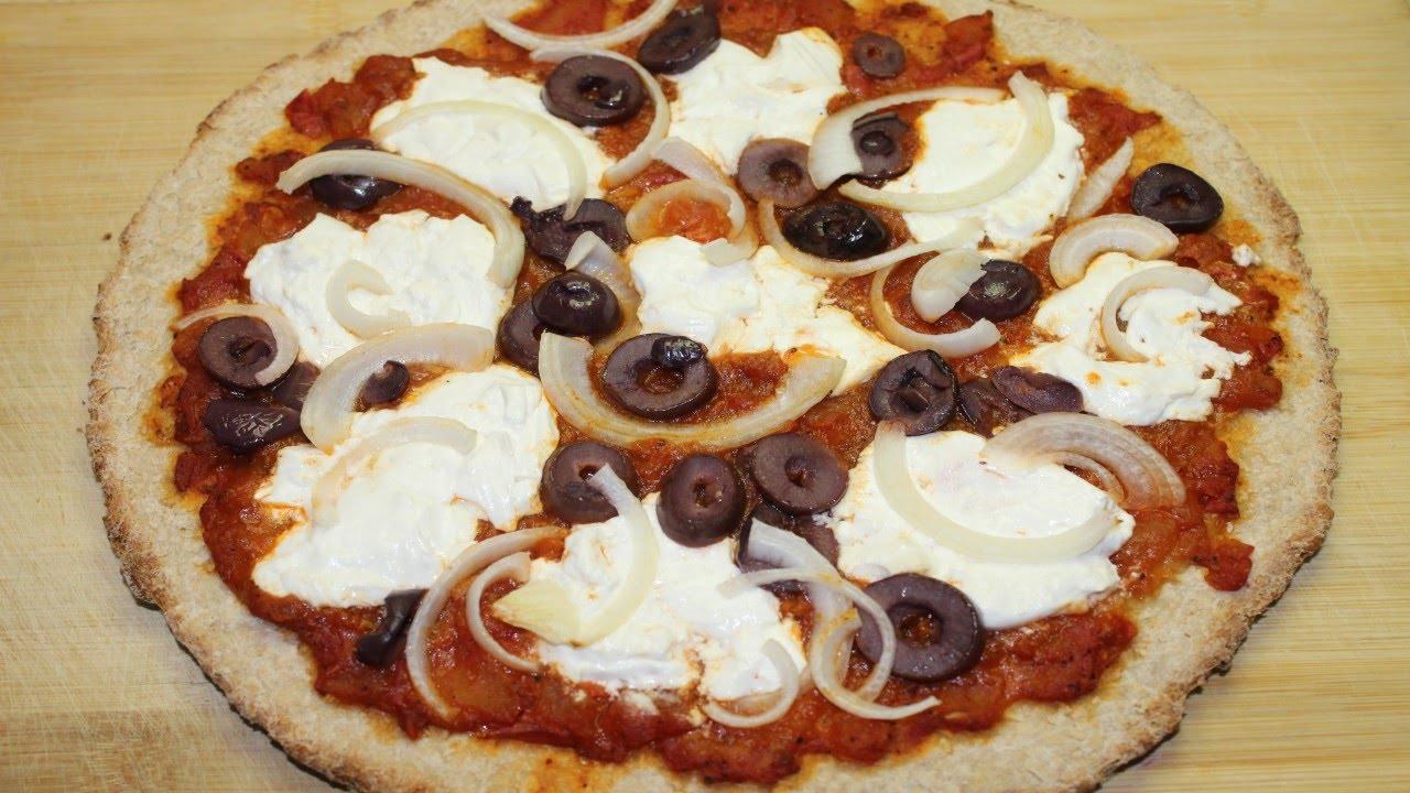 بيتزا صحية