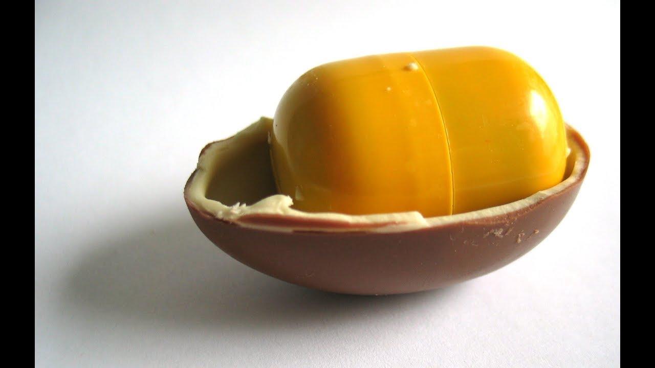 شوكولا بيضة كيندر
