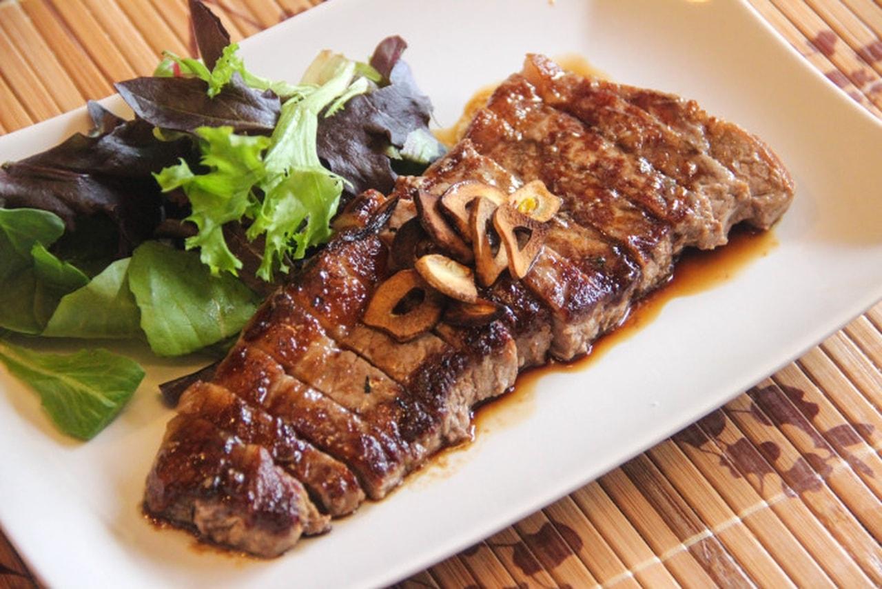 روستو اللحم مع الصلصة