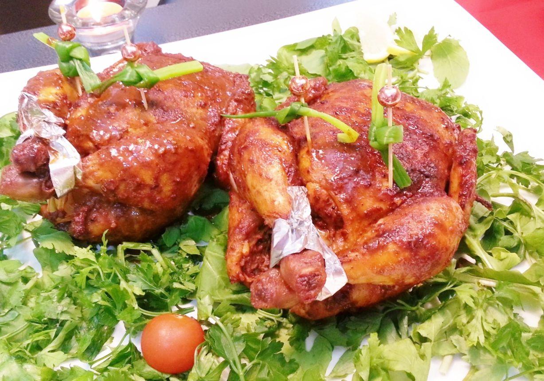 دجاج بيري بيري المشوي
