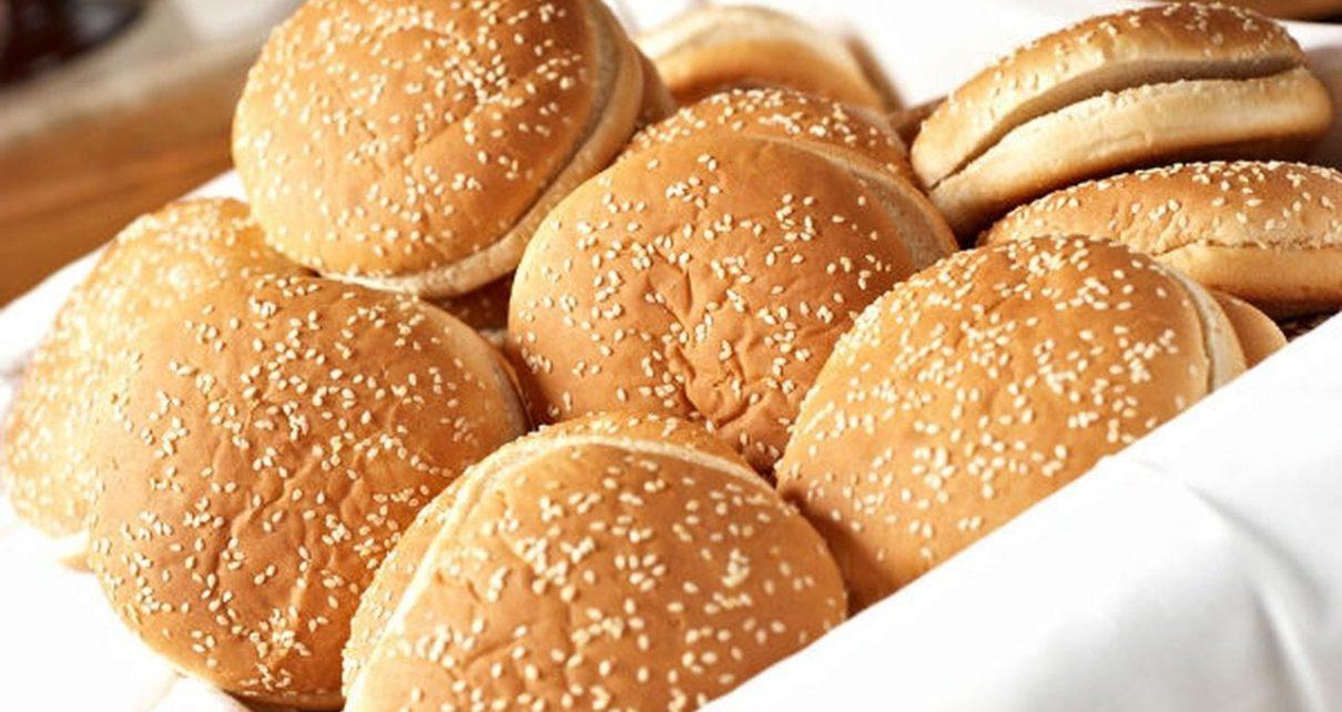 خبز الهمبرجر