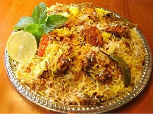 برياني الدجاج على الطريقة الكويتية
