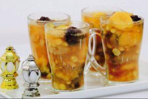 عصير خشاف رمضان