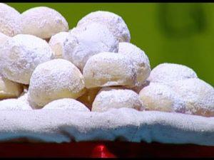 حلى كوكيز كرات الثلج