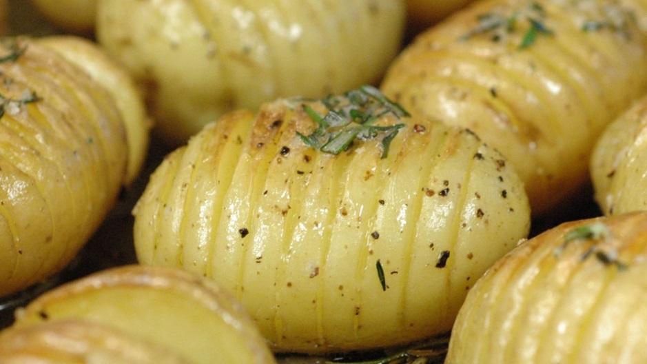 شرائح البطاطس المحمرة