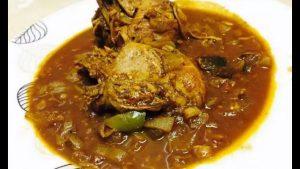 ناشف لحم هندي
