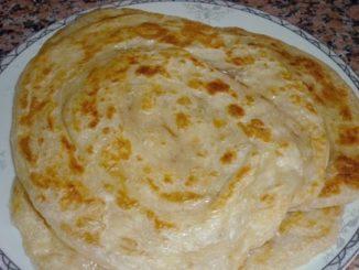 خبز الشباتي الهندي
