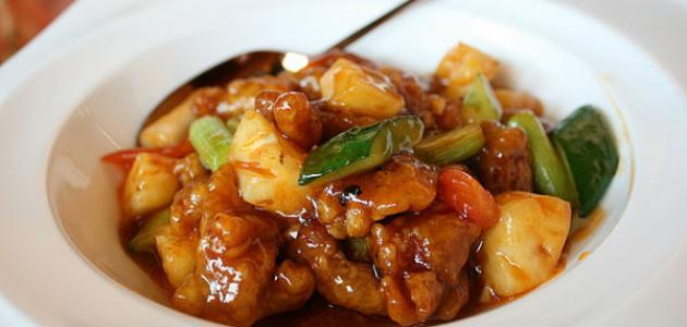 إيدام صيني بالدجاج
