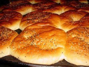 خبز رمضان السوري
