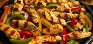 الدجاج الصيني بالصويا والخضار