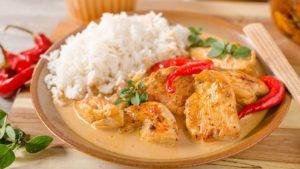 الدجاج التايلندي
