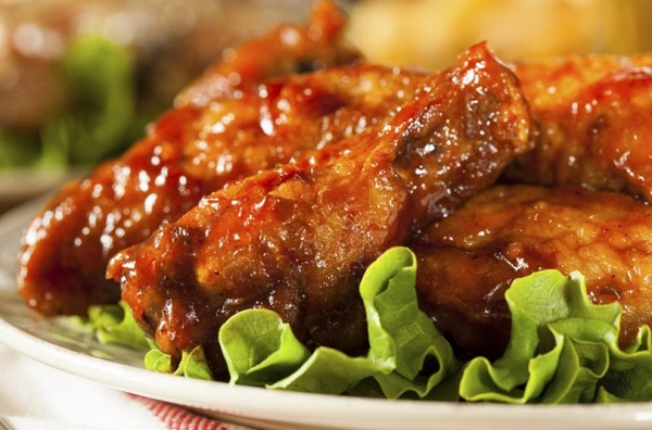 ترياكي الدجاج الياباني