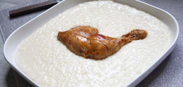 السليق الحجازي بالدجاج