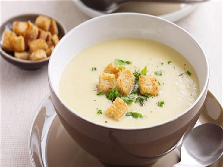 حساء البطاطس