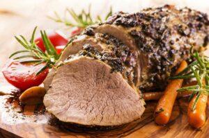 روستو اللحم بالخضار
