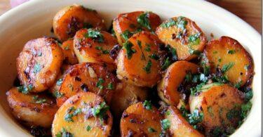 البطاطا بالكمون
